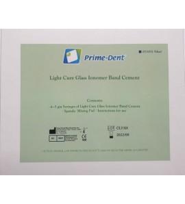 Cemento per Bande LC Blu Kit