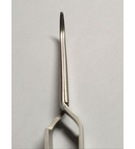Pinzetta Curva per Occhielli Ortodontici