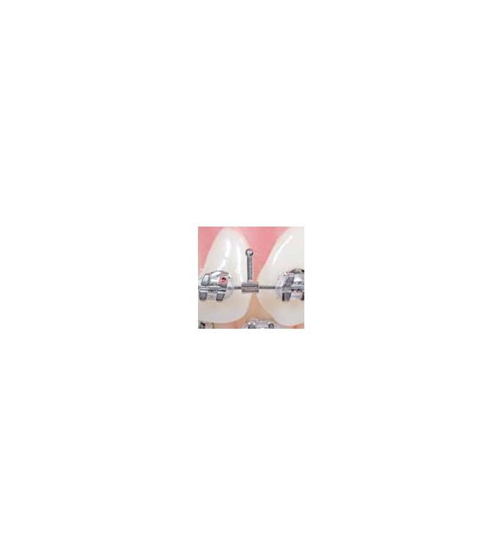 Ganci a Palla Aperti (3,3mm) Senza Nichel