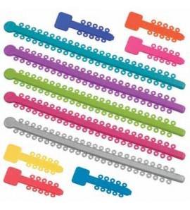 Legature Elastiche in Sticks Corte