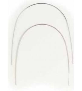 Archi Ortodontici Full Form in Nichel Titanio Termico Dimpled Rotondi