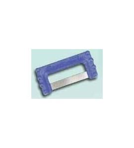 Strips Diamantate ambo i lati (0,15mm) Blu Scuro